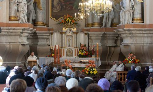 Katalikų bažnyčiai skirta daugiau nei 1,2 mln. Eur