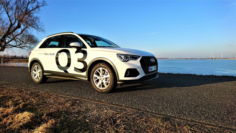 """VŽ bando: antrosios kartos """"Audi Q3"""""""