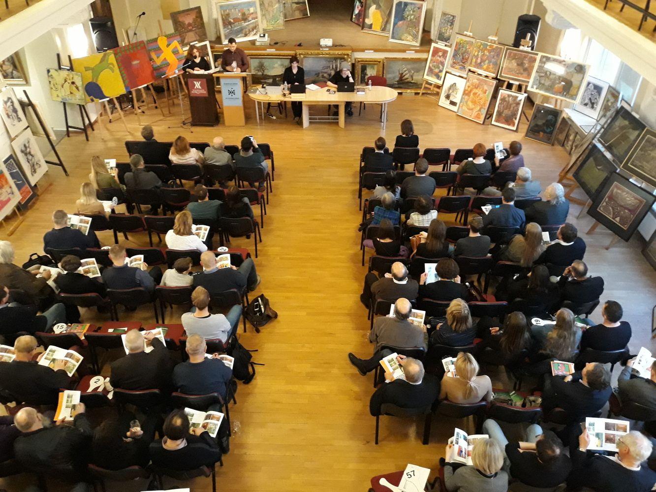 Brangiausiai Vilniaus aukcione parduoti didik� Pac� portretai