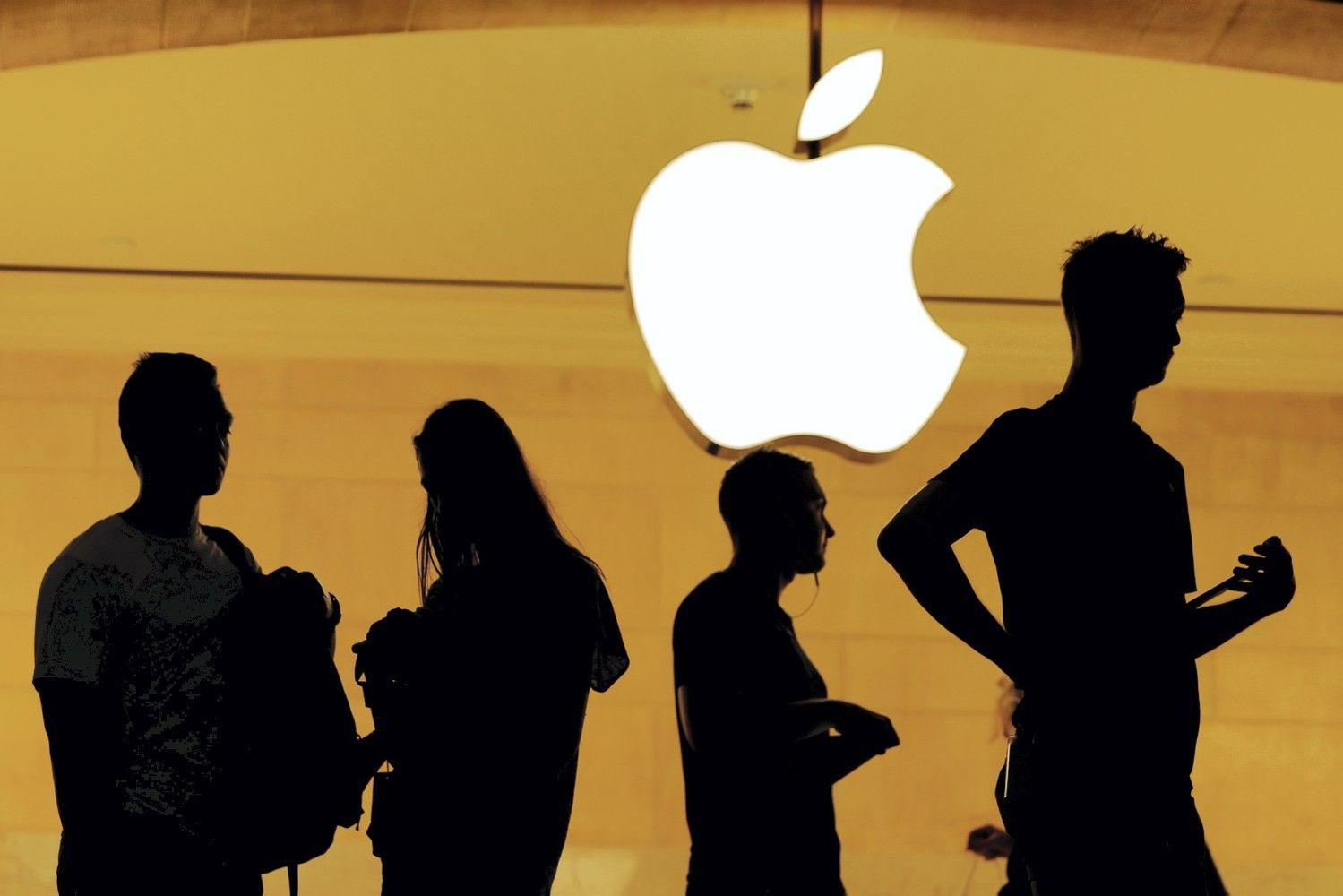 """Apple"" ruošiasi gyvenimui be ""iPhone"""