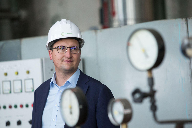 Vilniaus šilumos tinklų vadovas atšauktas iš pareigų