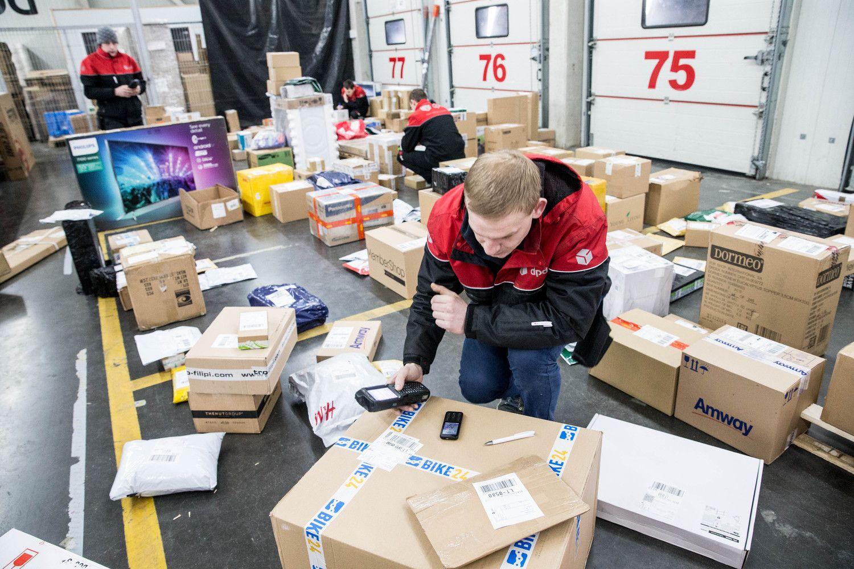 Pašto rinkos pajamos pernai ūgtelėjo 16%