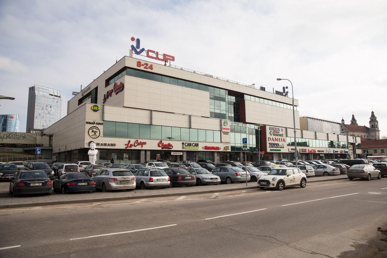 Vilniaus prekybos centro CUP nuomininkų apyvarta augo7%