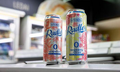 """Sėkmingiausias naujas produktas – """"Švyturio-Utenos alaus"""" kokteilis"""