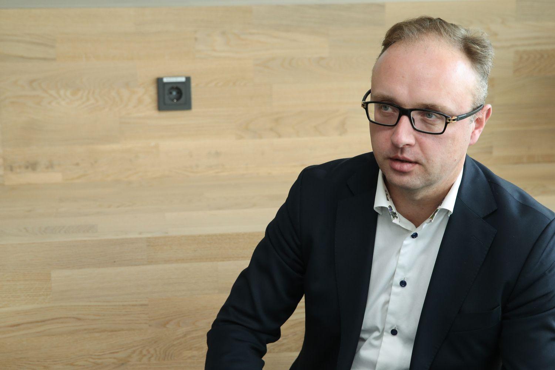 """G. Bandzevičius: nuo 2021 m. atidarysime po """"Rimi"""" parduotuvę kas mėnesį"""