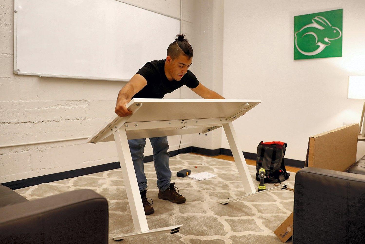 IKEA eksperimentas: baldų nuoma biurams