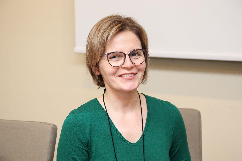 �Sodros� vadovo konkurs� laim�jo J. Varanauskien�