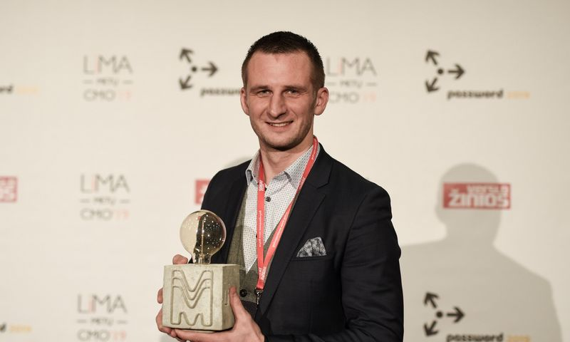 """Mantas Matukaitis, """"Volfas Engelman"""" rinkodaros vadovas. Ryčio Galadausko (VŽ) nuotr."""