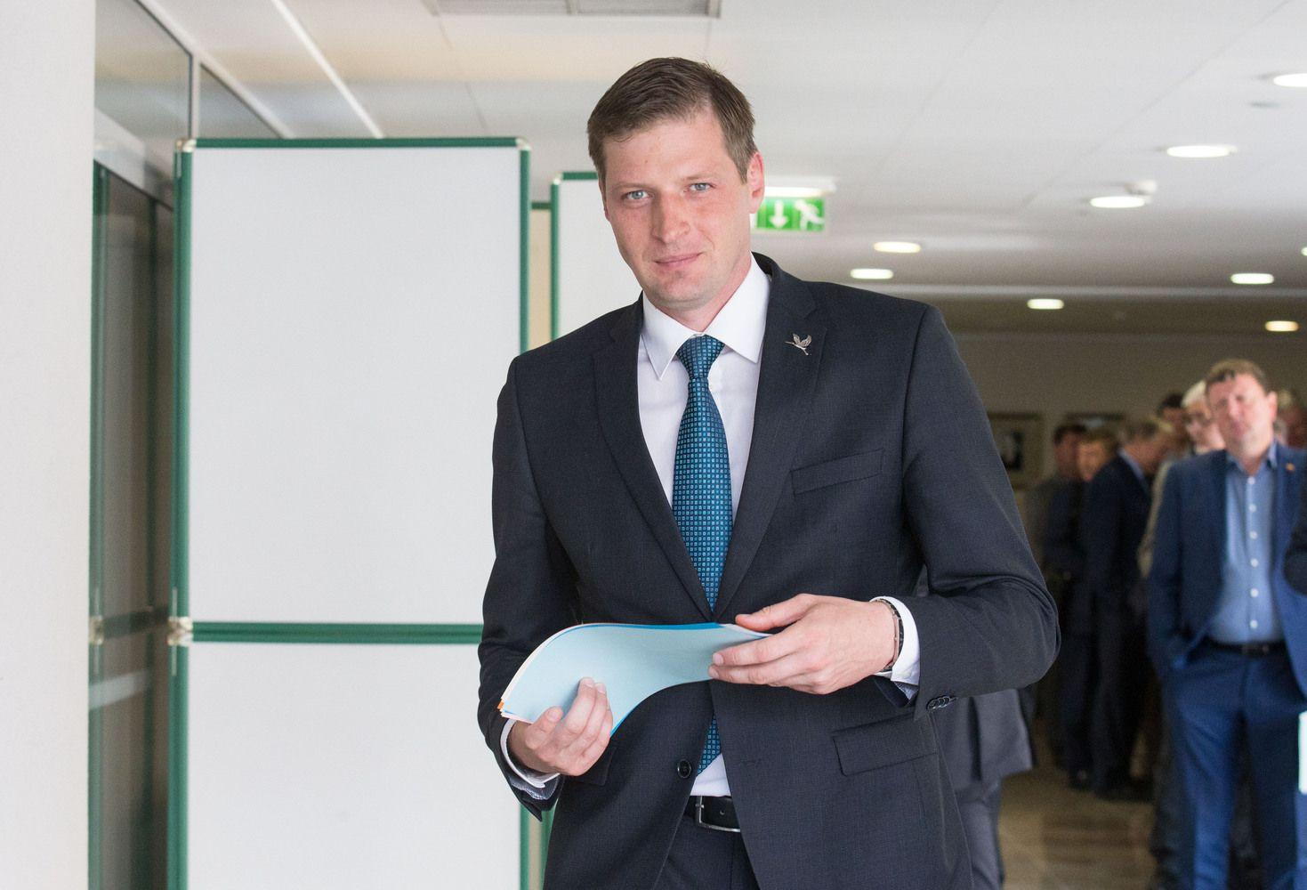 Premjeras prezidentei pateikė K.Mažeikos kandidatūrą į aplinkos ministrus