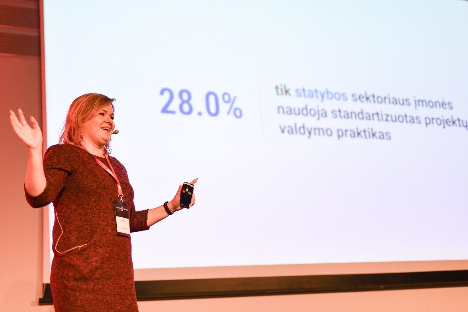 Verslo konsultantė: kaip statybos įmonių efektyvumą padidinti iki 20%