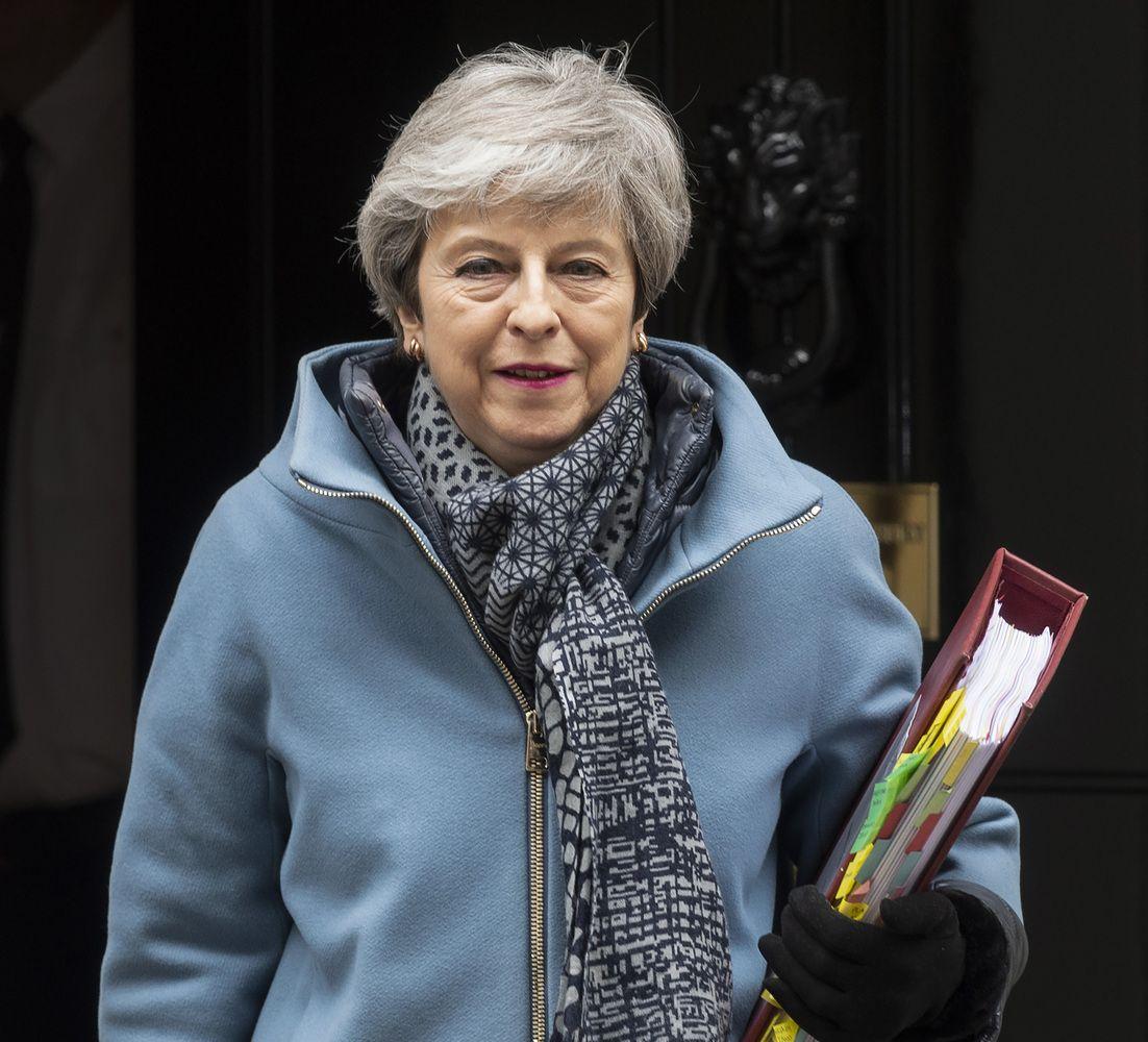 Th. May: pasitrauksiu, kai mano susitarimas bus patvirtintas