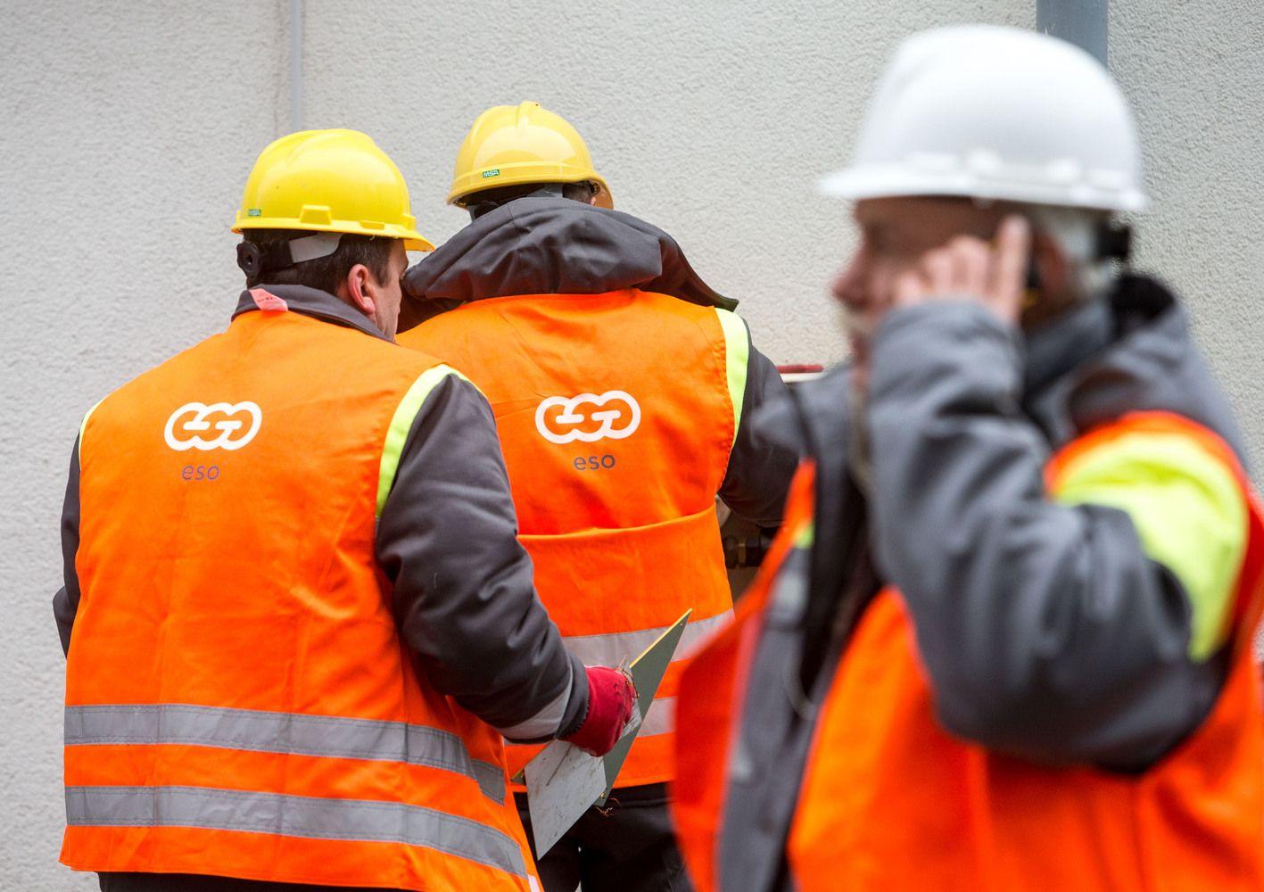 ESO atsisako komercinių veiklų