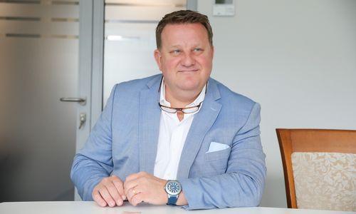 Arūnas Šikšta investuoja į draudimo verslą Ukrainoje