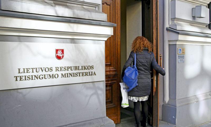 "Teisingumo ministerija. Valdo Kopūsto (""15min"" / ""Scanpix"") nuotr."