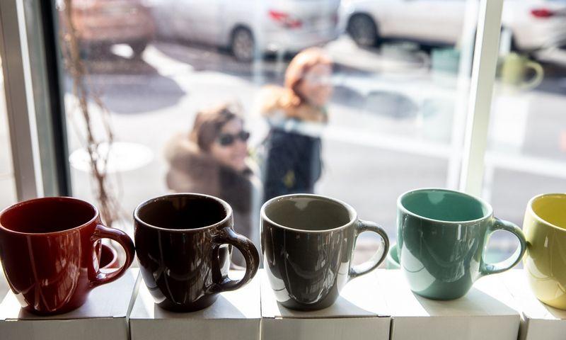 "Kavos namai ""Italala Caffe"" Vilniuje. Juditos Grigelytės (VŽ) nuotr."