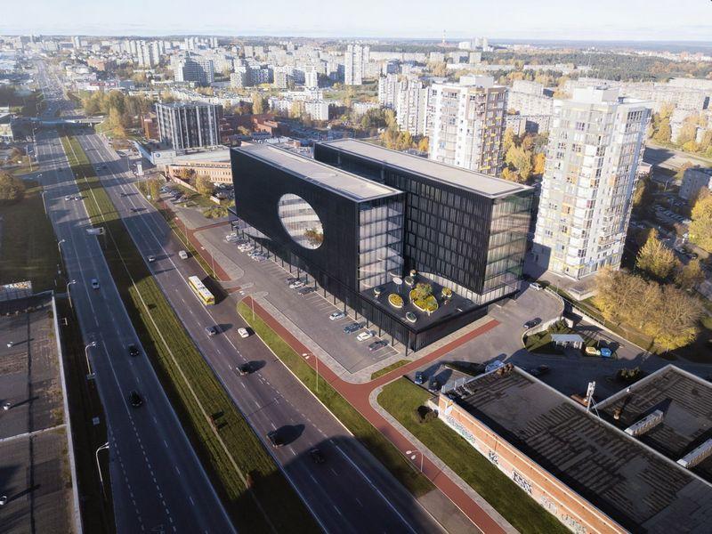 Kaip įprasta prestižiniam verslo centrui, išskirtinės architektūros U219 statomas gerai matomoje sostinės vietoje, su atsiveriančiu panoraminiu vaizdu, funkcionaliai išplanuotomis erdvėmis ir patogiu parkavimu.