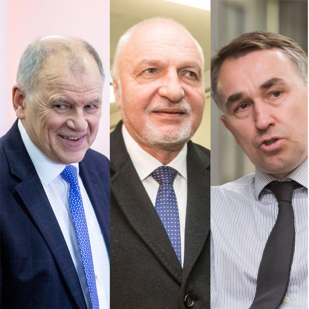 Prezidentinė trijulė iš Briuselio apie GPM, PVM ir kapitalo mokesčius
