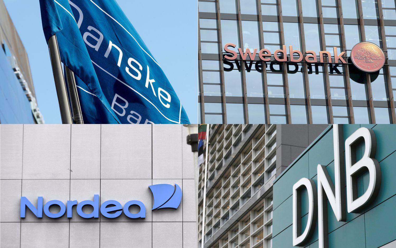 Skandalų krečiamų bankų akcijos – perspektyvi investicija ar galvos skausmas