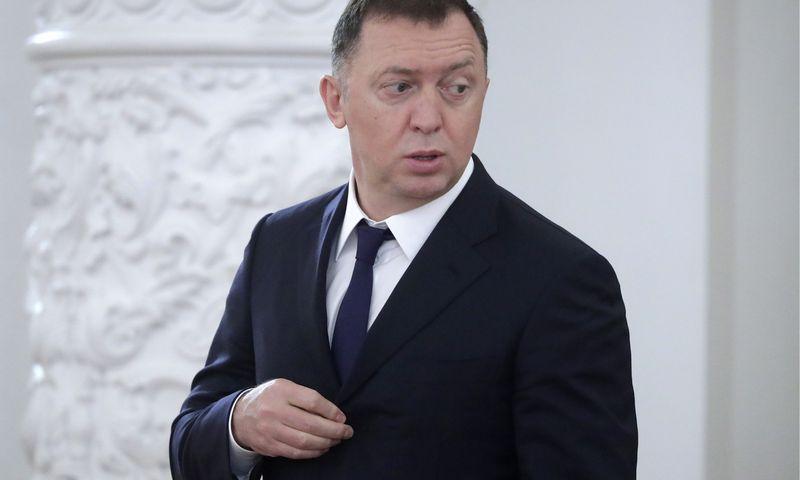 """Mikhail Metzel (TASS / """"Scanpix"""") nuotr."""