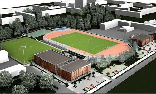 PST už 11 mln. Eur statys futbolo stadioną Klaipėdoje