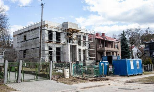 Statybos sąnaudos vasarį augo 3,4%