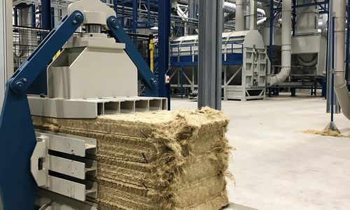 Naujos pramonės šakos startas – dabar pluoštas, vėliau tekstilė