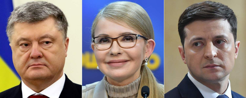 Į Ukrainos prezidento postą taikosi aktorius