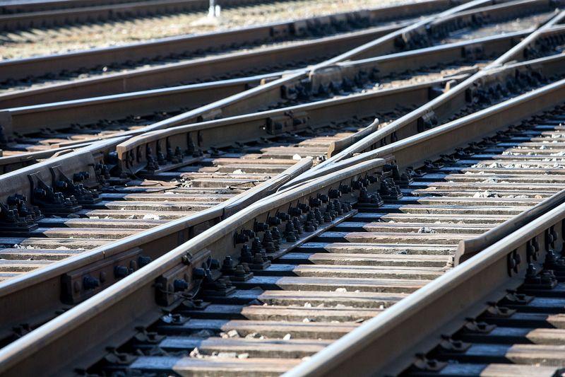 Šiuo metu elektrifikuoti tik 7% Lietuvos geležinkelių. Juditos Grigelytės (VŽ) nuotr.