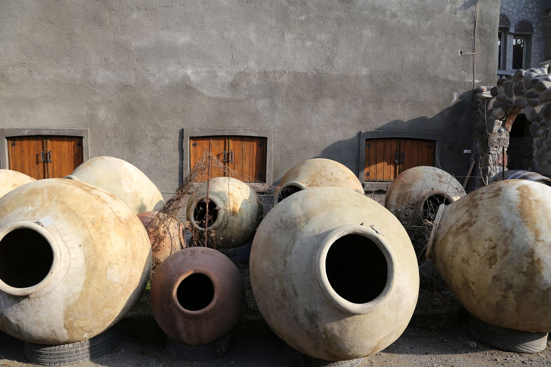 Armėnijos vyno pramonė: daug žadanti pradžia
