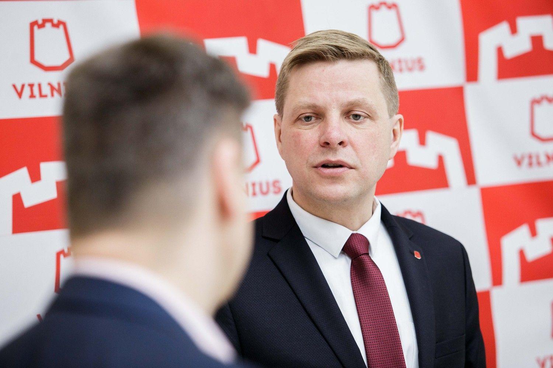 """Vilniaus valdančioji koalicija –be """"valstiečių"""" ir A. Zuoko"""