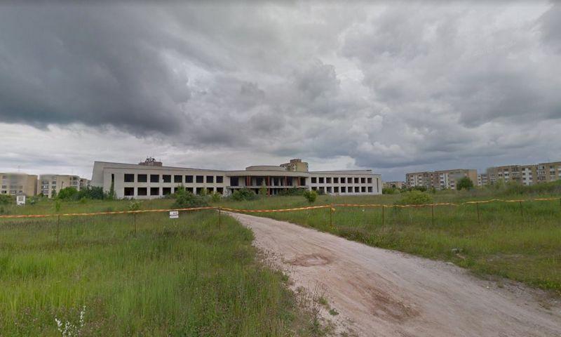 "Mokykla Panevėžyje, V. Alanto g. ""Google Maps"" nuotr."