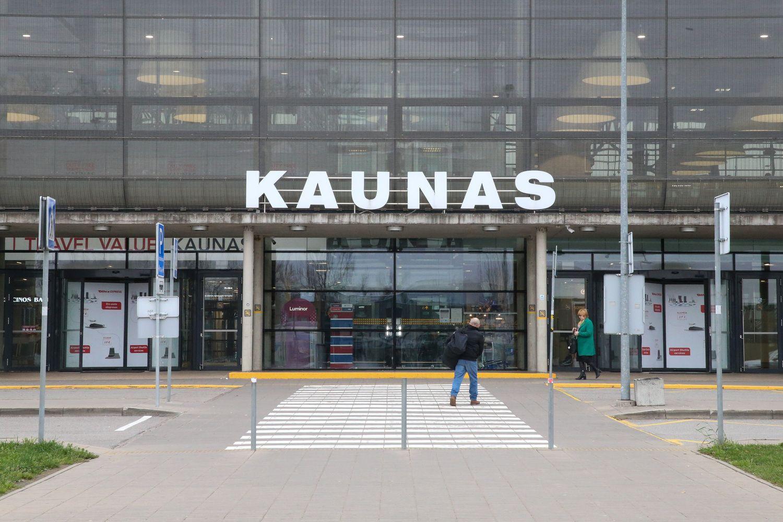 Kauno oro uostas šiemet laukia 20% daugiau keleivių, planuoja terminalo plėtrą