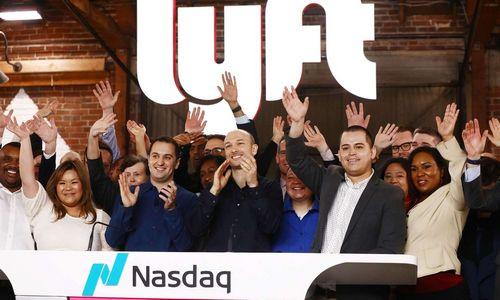 """Nasdaq"" biržojeįsitaisė ""Uber"" konkurentė"