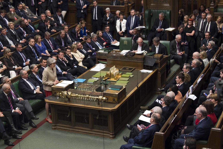 "JKparlamentaraiantrą kartą ieškos alternatyvaus ""Brexit"" scenarijaus"