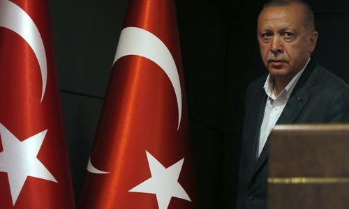 Turkijos prezidento partija vietos rinkimuose prarado dviejų svarbiausių miestų kontrolę