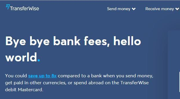 """""""TransferWise"""" po naujų investicijų gali pasiekti 4 mlrd. USD įvertį"""