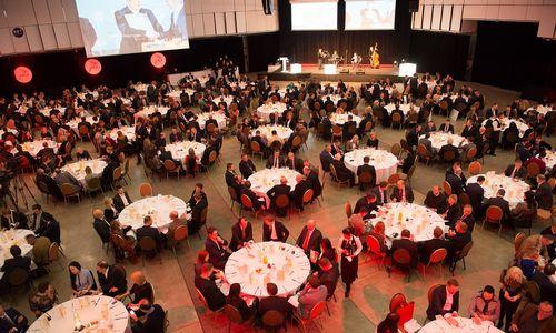Vilniuje gausėja konferencijų, tačiaustambūs renginiaimiestą vis dar aplenkia
