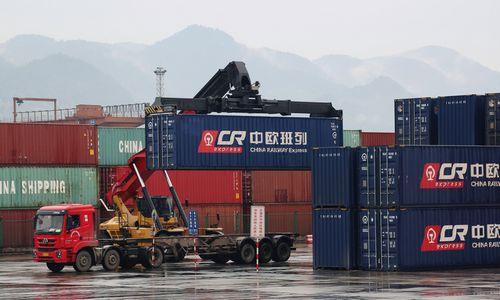 Kinijos ekonomika pasiuntė gerą žinutę