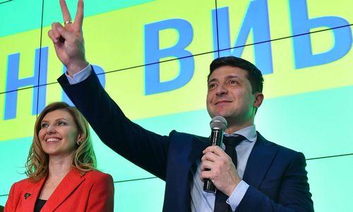 Komikas, Ukrainai priimtinesnis už politikus