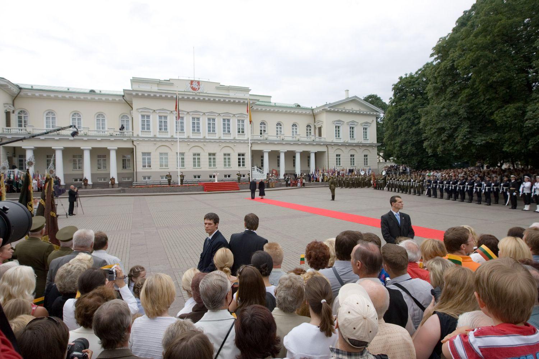 Prezidento rinkimų istorija: nuo A. Smetonos iki D. Grybauskaitės
