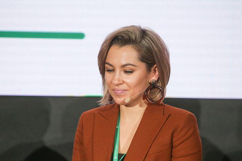"""Viktorija Vanagė, UAB """"Profitus"""" valdybos narė ir direktorė. Vladimiro Ivanovo (VŽ) nuotr."""