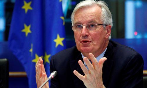 ES žinia britams: chaotiškas pasitraukimas vis labiau tikėtinas