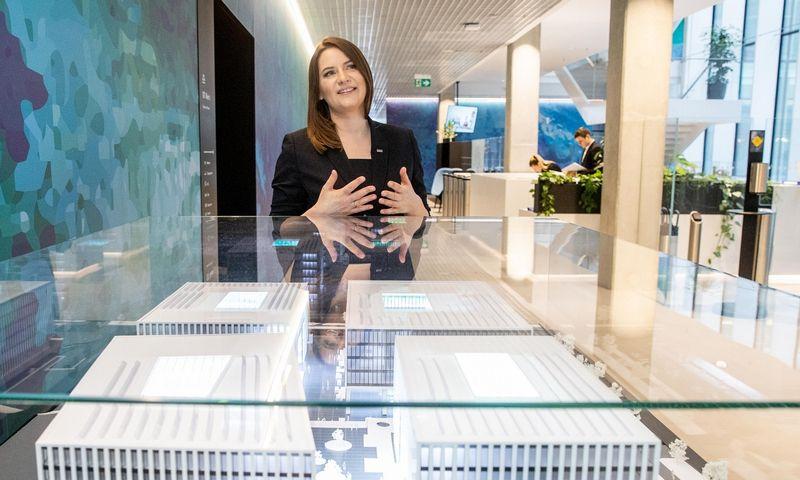 "Natalija Monkevičienė, UAB ""M.M.M. projektai development"" vadovė. Juditos Grigelytės (VŽ) nuotr."