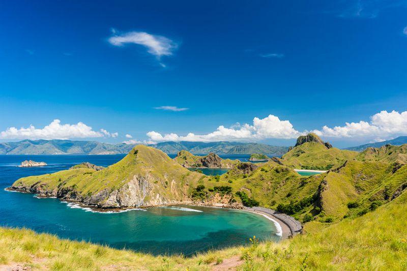 """Indonezija Komodo varanus saugos uždraudusi jų gyvenamoje saloje lankytis turistams. """"Matton"""" nuotr."""