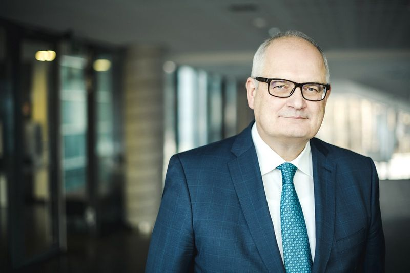 VGTU rektorius Alfonsas Daniūnas.