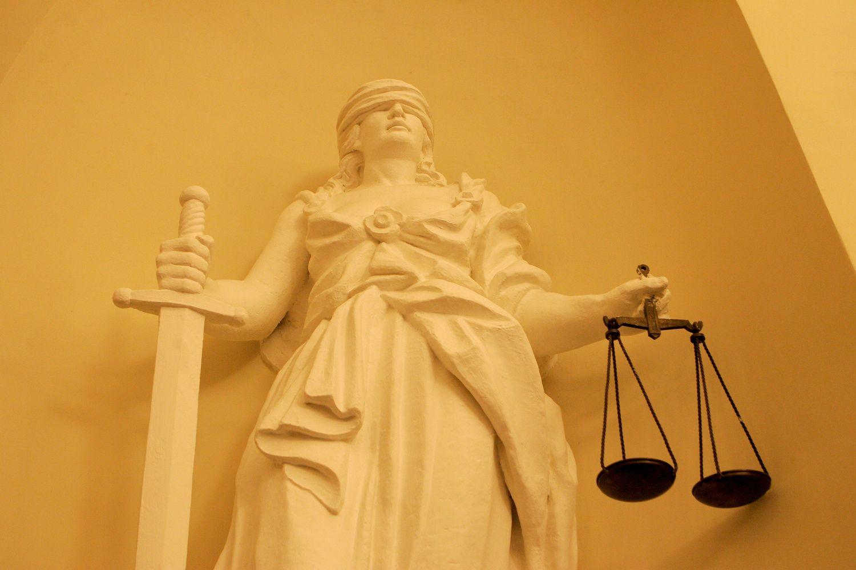 Prezidentė paskyrė 14 teisėjų
