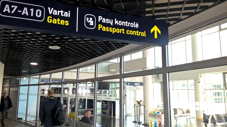 Lietuvos oro uostai už 50.000 Eur atnaujina interneto portalus