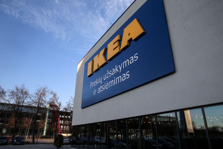 IKEA Estijoje pradės nuo elektroninės parduotuvės