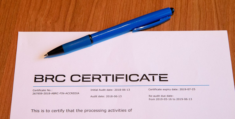 Gavę sertifikatą, smulkieji gamintojai pasidaro įdomūs ir tarptautiniams gigantams