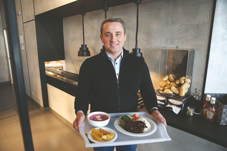 Greitų pietų koncepciją eksportuos į Maskvą – planuoja atidaryti 50 restoranų